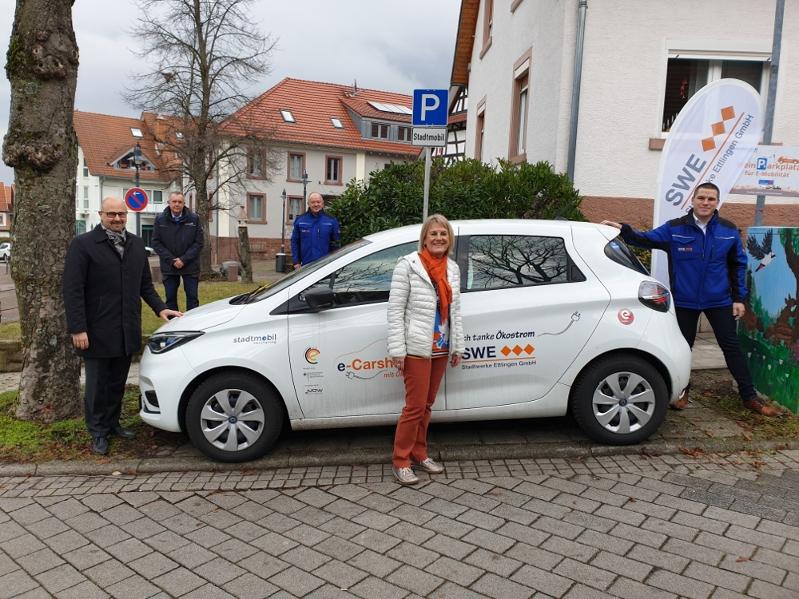 Stadtmobil Ettlingen